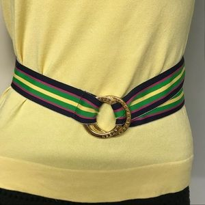 Lauren Ralph Lauren cloth belt